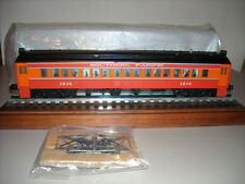 18352 Lionel TMCC Southern Pacific Interurban Commuter Car w/Display Case MIB
