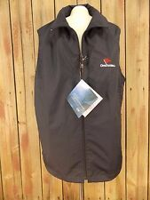 North End Vest One America Techno Lite  Full Zip Front Women's Blue Size L