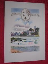 1959 CANADIAN PACIFIC EMPRESS OF ENGLAND OCEAN LINER CRUISE SHIP MENU