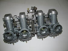 Suzuki GS750 Mikuni  GS 750  26mm  Carburetors Rebuilt Refurbished Carbs VM26