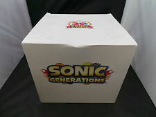 Sonic Generations Sonic the Hedgehog 20th Anniversary Statue Brand New Sealed