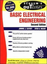 Schaum's Outline Ser.: Schaum's Outline of Basic Electrical Engineering by...