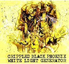 White Light Generator - Crippled Black Phoenix (2014, CD NIEUW)
