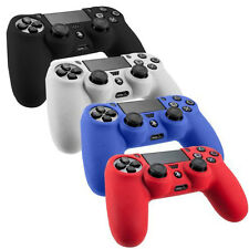 MULTICOLORI COVER GUSCIO SILICONE PER CONTROLLER GAMEPAD PS4 SONY PLAYSTATION 4