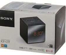 Sony ICF-C1T FM/AM Clock Radio Blak