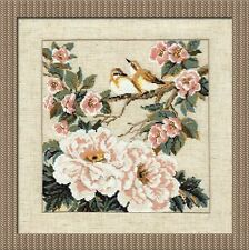 COUNTED CROSS STITCH KIT RIOLIS - CHINESE SPRING