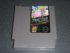 Royal Flush - A Princess side story   - Game for Nintendo NES