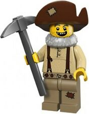 (NEW) LEGO Minifigures - Series 12 #8 - The Old Prospector - split from packet