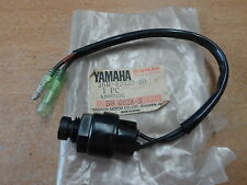 NOS OEM Yamaha Stop Switch Assy 1984-85 YT60 Tri-Zinger 1986 YF60S 36R-82550-00