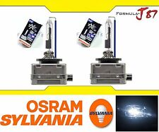 Sylvania HID Xenon SilverStar ZXE 5000K White D1R Two Bulbs Head Light Upgrade