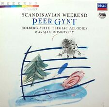 Scandinavian Weekend - Peer Gynt, Holberg Suite • Vinyl LP