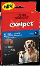 EZY-DOSE™ Monthly Heartworm Treatement For Dogs 10 - 40 kgs