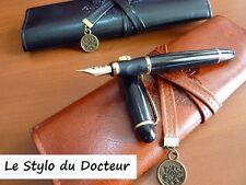 Stylo plume de collection neuf avec étui Le Docteur - fountain pen pluma vulpen