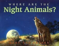 Where Are the Night Animals? (Let's Read-And-Find-Out Science)