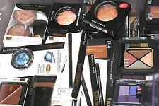 LOT OF 50 MIX COSMETICS  BLACK RADIANCE +  3 FREE MILANI BELLA EYESHADOW
