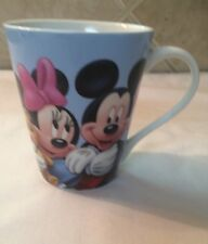 MICKEY MINNIE MOUSE AT FAIR DISNEY COFFEE TEA MUG Toy Story Mania
