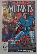Marvel The New Mutants # 91 July 1990 ( CB # 46 )