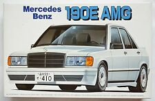 FUJIMI ID-22 1/24 Mercedes Benz 190E AMG discontinued / decal damaged model kit
