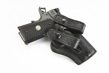 Wilson Combat - Compact 1911 Summer Companion Right Hand Holster - Black Shark