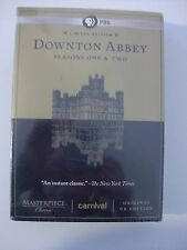 Downton Abbey Seasons 1 & 2 - Limited Edition - Original UK Version - NIB