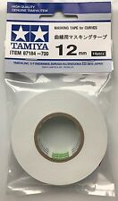 Tamiya 87184 Masking Tape for Curves 12mm Width NIP