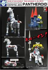 EVOLUTION TOY DYNAMITE ACTION NO.23 PANTHEROID for KOTETSU JEEG ROBOT D'ACCIAIO