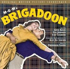 M-G-M's Brigadoon: Original Motion Picture Soundtrack (1954 Film) by Alan Jay L
