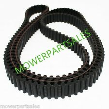 "Castel Garden TCP122, TCR122, TC122, Twin Cut Toothed Timing Belt 48"" DECK"