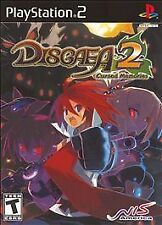 Disgaea 2: Cursed Memories (Sony PlayStation 2, 2006) PS2 NEW