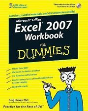Excel 2007 Workbook For Dummies (For Dummies (ComputerTech))