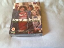 OUTNUMBERED - SERIES 1, 2, 3 & XMAS SPECIALS, BRAND NEW AND FACTORY SEALED,
