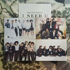 [USA] BTS Marui I Need U Shibuya Japan Photocard GROUP SET