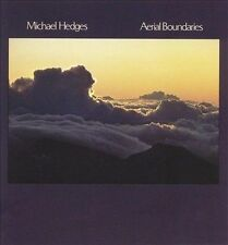 Michael Hedges Aerial Boundaries CD Windham Hill Records 1984