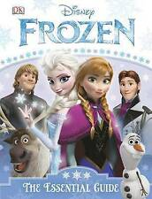 NEW Frozen: The Essential Guide (Dk Essential Guides) by DK Publishing