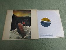 IRON BUTTERFLY metamorphosis ATCO LP Stickered Textured Gatefold + inner A//1/B/