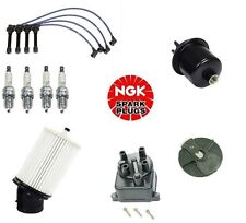 Integra GS LS RS B18B1 Complete Tune Up Kit Filters,Cap,Rotor,NGK Wires & Plugs