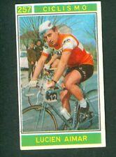 Figurina Campioni dello Sport Panini 1967-68 n.257! Aimar!  Nuova da Bustina!