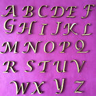 20mm MDF Craft Wooden Alphabet Letters, numbers & sets in Lucida Calligraphy
