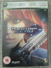 Perfect Dark: Zero - Limited Collector's Edition for Microsoft Xbox 360 (PAL)