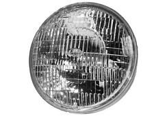 "1960-70 Falcon 7"" Round Halogen Sealed Headlamp FOMOCO Ford Head Light concours"