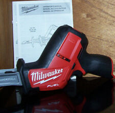 Milwaukee M12 FUEL 12V Hackzall Reciprocating Saw 2520-20