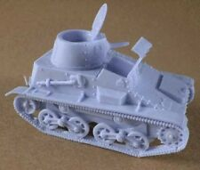 Milicast BJ09 1/76 Resin WWII Japanese Type 94 TK Tankette with Commander Figure