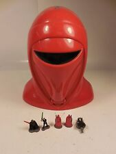 100% COMPLETE STAR WARS MICRO MACHINES ROYAL GUARD/DEATH STAR II PLAY SET 1996