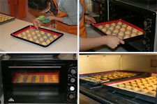 Nonstick Silicone Mat Baking Oven Pastry Liner Macaron Cake Sheet Silpat