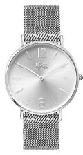 ICE-WATCH Damenuhr City Milanese Silver Shiny S 012702
