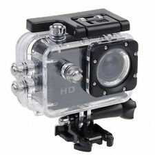 Action Sport Cam Camera Waterproof HD Video Helmetcam Bike Helmet Action DVR Cam