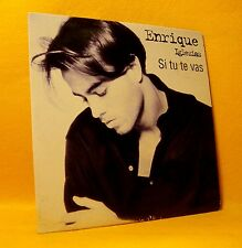 Cardsleeve single CD Enrique Iglesias Si Tu Te Vas 2TR 1996 Chanson Pop