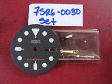 Dial and Hands Set  made for  SEIKO  DIVER 7S26-0030 New