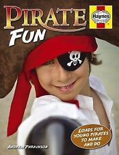 Andrew Parkinson Pirate Fun Very Good Book