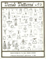Renaissance Bags, Purses and Pouches Costume Pattern